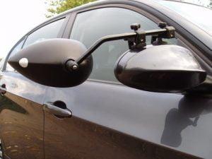 Milenco Aero3 Towing Mirrors