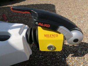 Milenco Super Heavy Duty Hitch Lock