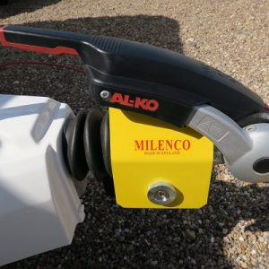 Milenco Super Heavy Duty Hitch Lock