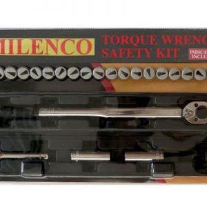 Milenco Torque Wrench Safety Kit