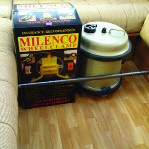 Milenco Cargo Bar