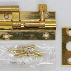 Brass Bolt Lock