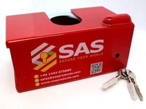 SAS Fortress Hitch Lock
