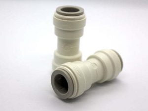 Whale 15mm Straight Connector