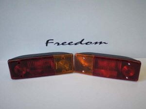 2001 to 2003 Freedom Rear Light