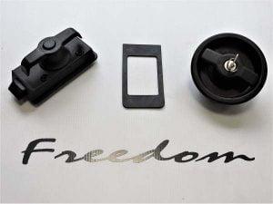 Freedom Door Lock Assembly