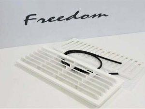 Freedom Fridge & Door Vent