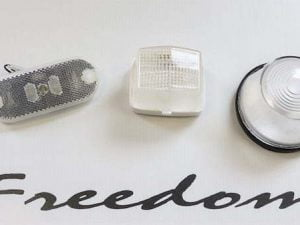 Freedom Front Marker Light
