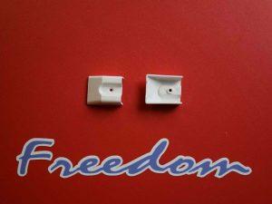 Freedom Window Rail End Caps