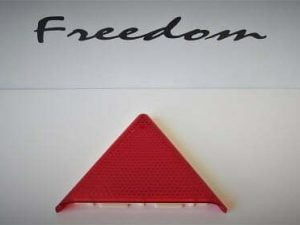 Freedom Jetstream Sunseeker Triangle Reflector