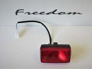 Freedom Microlite Rear Fog Lamp